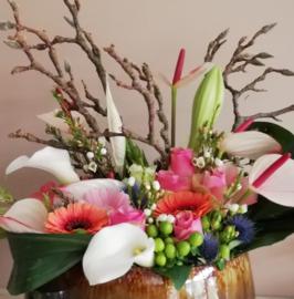 bloemstukken op maat