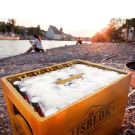 ijsblokmaker voor bierkrat (DL ijsblok bierkoeler)