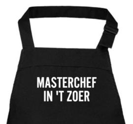 keukenschort/kookschort met eigen naam/tekst