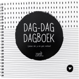 dag dag dagboek - afscheidsboek 2