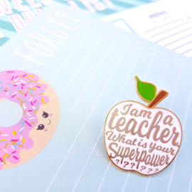 """pin """"I am a teacher what is your superpower?"""""""