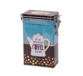 Koffieblik Always Coffee