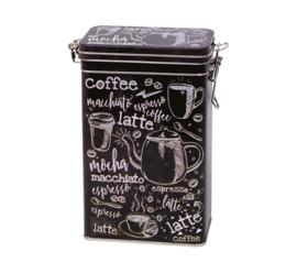 Koffieblik Macchiato