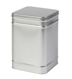 Theeblik groot zilver 1000 gram