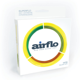 Airflo Superflo 40+ Extreme WF6 Slow Intermediate