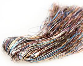 Tinsel Blend Hair - space brown