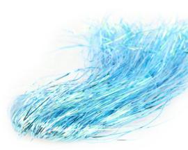 Tinsel Blend Hair - pearl aquamarine