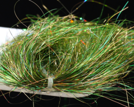 Blend Saltwater Angel Hair - olive
