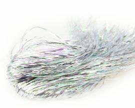 Tinsel Blend Hair - pearl silver