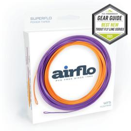 Airflo Superflo Power Taper WF4F