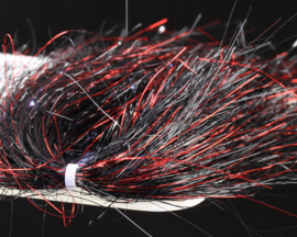 Blend Saltwater Angel Hair - red black