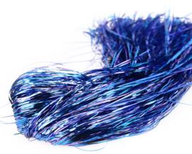 Tinsel Blend Hair - violet blue