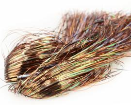 Tinsel Blend Hair - deep copper