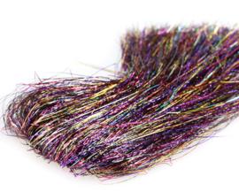 New Sparkle Hair - purple rainbow