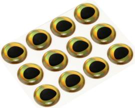 Rainbow Gold 15mm