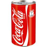 Mini cola, fanta, sprite
