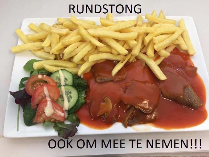 Rundstong in Madeirasaus