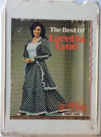 Loretta Lynn - The Best Of Loretta Lynn - MCA CMT8-1043