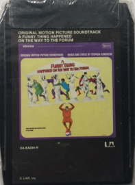 A Funny Thing Happened on the Way to The forum - Original  soundtrack - UA-EA284-H SEALED