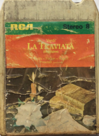 Verdi - La traviata - RCA R8S 1025
