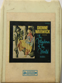 Dionne Warwick - The Windows of The World - Scepter Records TSPS563