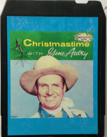 Christmas time with Gene Autry - 8T-MLP-1207