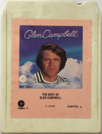 Glen Campbell - The Best of Glen Campbell- Capitol 8XT-11577 / S 120382