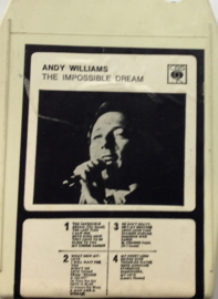 Andy WIlliams - The impossible dream - CBS 42 - 67236