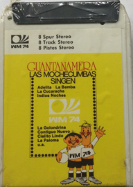 Las Mochecumbas singen - Guantanamera - Welt Match / World Cup '74 - WM74 WM8S 78508 SEALED