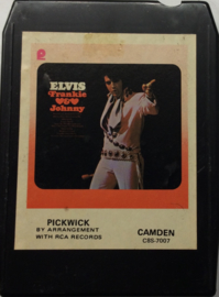 Elvis Presley - Frankie and Johnny - Camden RAC C8S-7007