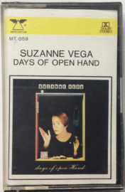 Suzanne Vega - Days of Open Hand - Merkurton MT-059