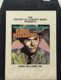 history of country music presents: Hank Williams SR SM8-3003