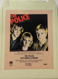 Police, the - Outlandos d'Amour - A&M Records  8T 4753 S124159