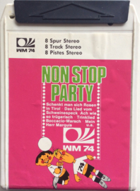 Non Stop Party - Welt Match / World Cup '74 - WM74 WM8S 78502