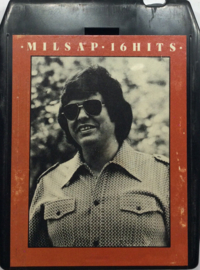 Ronnie Milsap - 16 Greatest hits - TRIP 8T-TOP-16-24