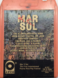 Various Artists - Mar y Sol The first international puerto rico festival - ATCO ATC TP-2-705