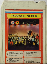 Diverse Artiesten - Hollandse Hitpourri 10 - Stemra 8-ELF 94.16