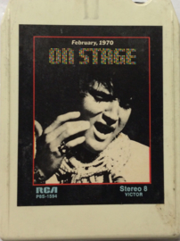 Elvis Presley - On Stage  February 1970 - P8S-1594