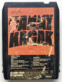 Sammy Hagar - All night long - Capitol  8XW-11812