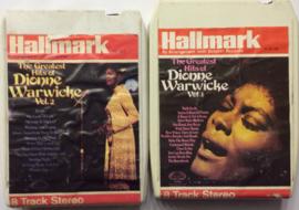 Dionne Warwicke - The Greatest hits vol 1 & 2 - Hallmark  H8- 187/ H8-8174