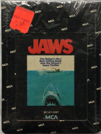 Jaws - Music From The Original Motion Picture Soundtrack -MCAT-2087 SEALED