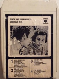 Simon & Garfunkel -   Simon & Garfunkel 's Greatest Hits - CBS 42-69003