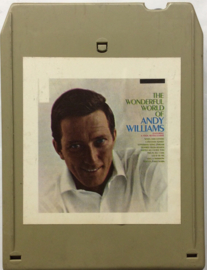 andy Williams - The wonderfull World of Andy Williams - Columbia LEA 10001