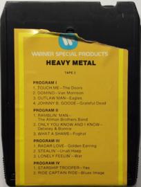 Various Artists - Heavy Metal - Tape 2 - Warner Bros SP8T-2001