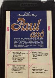 Paul & Paul Stookey - Warner bros  Ampex M 81912