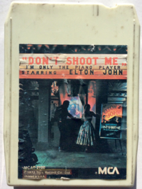 Elton John - Don't shoot me i'm only the piano player - MCAT- 2100