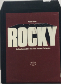 The Film Festival Orchestra - Music From Rocky - 8T-MUSC-8802