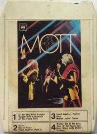 Mott The Hoople - Mott The Hoople Live - CBS 42-69093