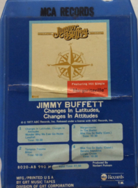 Jimmy Buffett - Changes in Latitudes, Changes in Attitudes - ABC GRT 8020-AB-990 H