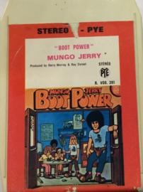 Mungo Jerry - Boot Power - Sacem B. V 08. 391